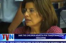 Canal 2: Save the Children apuesta por la transformación educativa