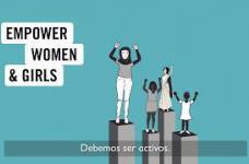 Enfoque de Save the Children para la igualdad de género VOS