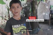 Cash Vouchers para garantizar nutrición de niñas y niños. Historia de Jenny.