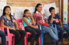 Hasta el Último Niño y Niña en Nicaragua - Participación infantil