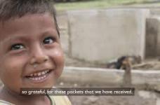 Respuesta de Save the Children Nicaragua en comunidad Alto Wanki