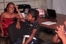 ¿Cómo viven niñas y niños indígenas en Alamikangban? versión larga