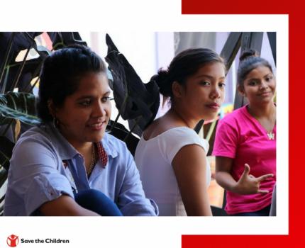 ¡Por las niñas y mujeres de Nicaragua, no más violencia de género!