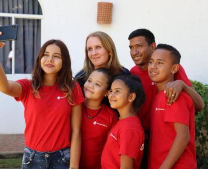 Save the Children en Nicaragua recibe visita de la nueva Embajadora del Reino de Noruega