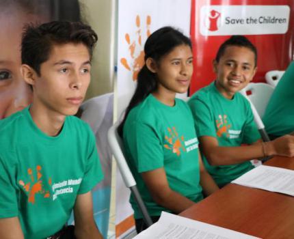 Pronunciamiento de niñas, niños y adolescentes sobre Agenda 2030