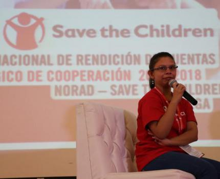 Accountability and Sharing Lessons Learned in the promotion of child rights in Nicaragua